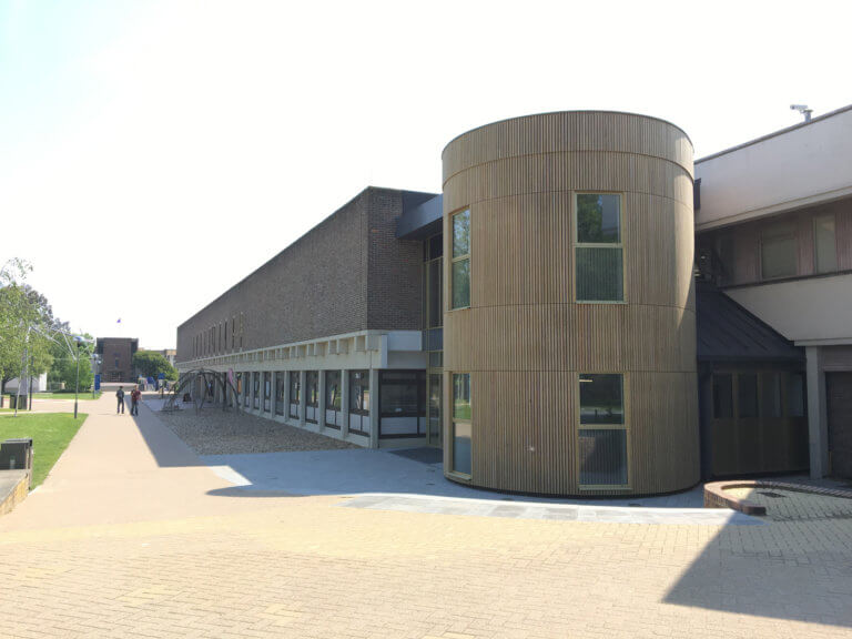 Hawden MEP | UKC Anthropology Building Project
