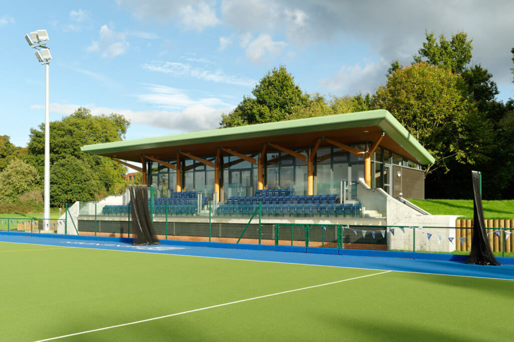 Hawden MEP | Benenden School Pavillion Education Project